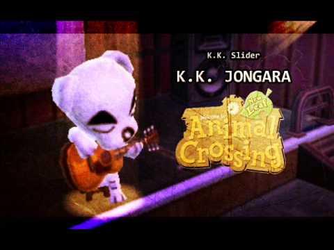 K.K. Jongara(Shamisen Kéké) Live version -  K.K. Slider Animal Crossing New Leaf