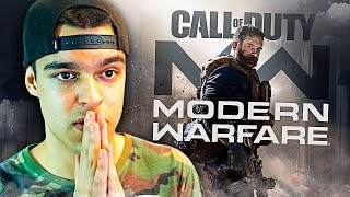 Call of Duty: Modern Warfare - World Reveal Trailer - AlphaSniper97