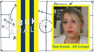 Fenerbahçe Çubuklu Analiz Özel - Futbol Yazarı Elif Çongur'la Taraftarlık Olgusu Ve Kulüp Yönetimi