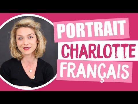Charlotte, prof de Français - Les portraits des Bons Profs