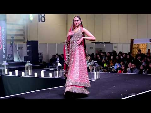 Asian Bridal Fashion Show London