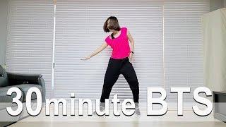 Baixar 30 minute BTS (Part 1) Dance Diet Workout | 30분 방탄소년단 다이어트댄스 | Choreo by Sunny | Cardio | Zumba |홈트|