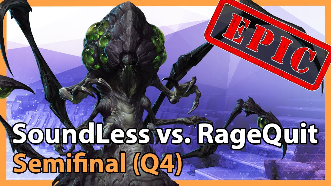 SoundLess vs. Ragequit - Semifinal - Heroes of the Storm 2021