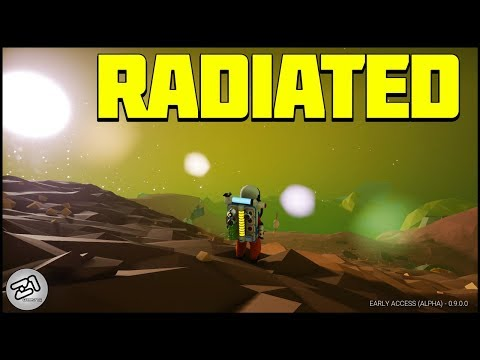 Going To RADIATED Planet! Astroneer Update 9.0 E9 | Z1 Gaming