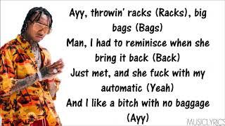 Tyga - Floss in the Bank [Official Lyrics]