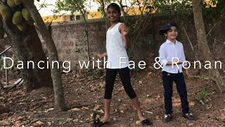 Fae and Ronan ♥️ Dancing 😊