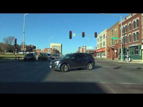 20171212 Tuesday Drivelapse Kansas City Metro Area