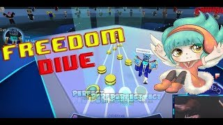 Roblox Robeats - Freedom dive (Normal) 1M SCORE RANK A
