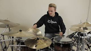 Want You Back - 5 Seconds Of Summer - Drum Cover (2018)