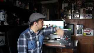 Unboxing NBA 2k13 Dinasty Edition - TheRealToniemcee
