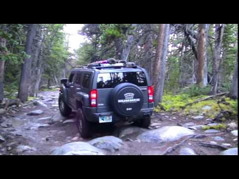 Hummer OffRoad 4x4 Christina Lake