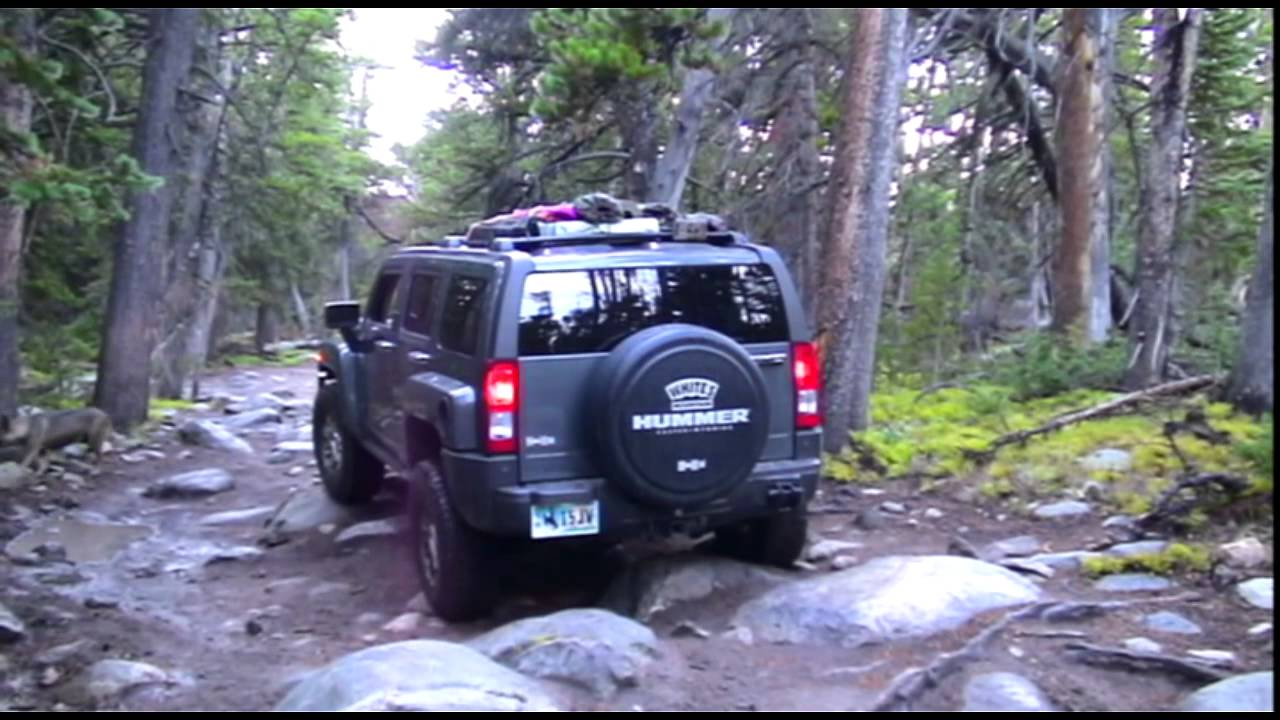 Hummer offroad 4x4 christina lake youtube for Christina hummer