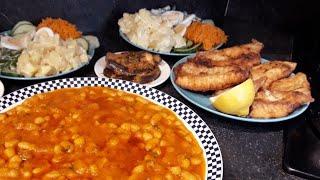 (مائدة متنوعة) ديال ولاد الشعب .إلي كيحمقو عليها المغاربة كاملين وحتى انا و انتما👈🤔😉من Aحتى Z