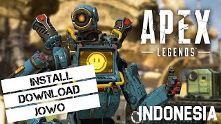 Gambar cover Tutorial Download and Install Apex Legends on PC by Origin [APEX LEGENDS INDONESIA]