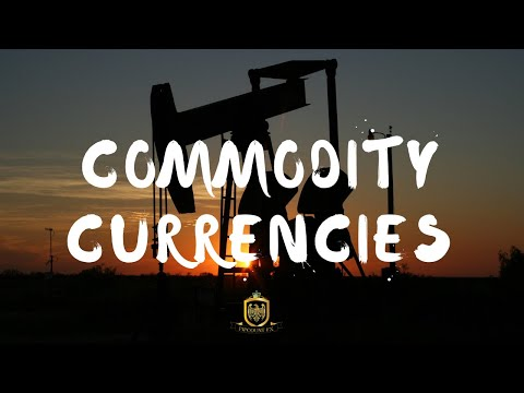 Commodity Currencies (NOK, CAD, RUB, BRL)