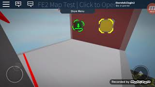 Roblox Flood Escape 2 Map Test Crazy Kaking kit|by crazy blox ees crazy| Progrees1