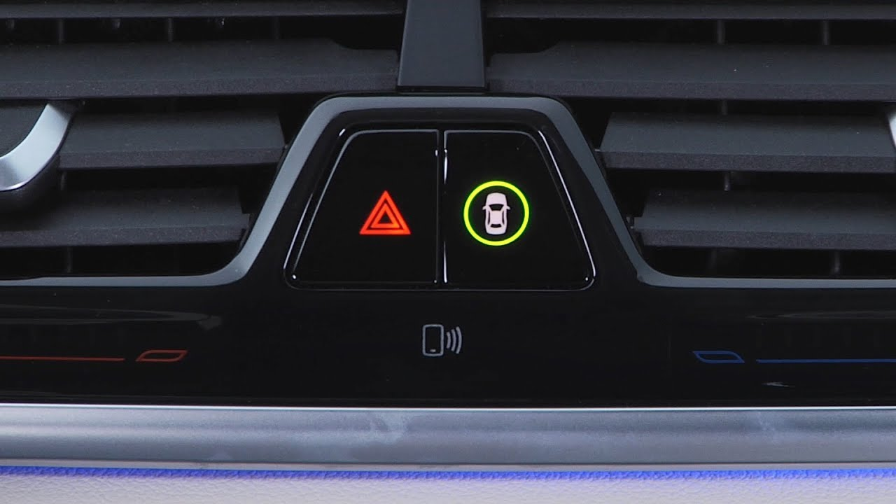 Intelligent Safety Button Bmw Genius How To Youtube