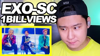 Baixar EXO-SC - 1 Billion Views (Feat. MOON) MV [KOREAN REACTION]