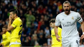 Real Madrid 3-0 Villarreal | Goles | COPE | 20/04/2016