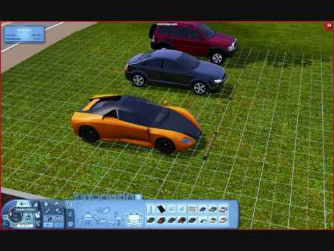 the sims 4 how to get a car