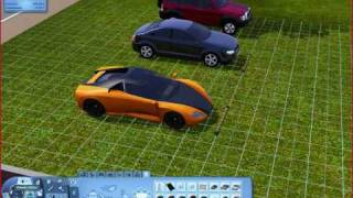 The Sims 3 all cars and prices