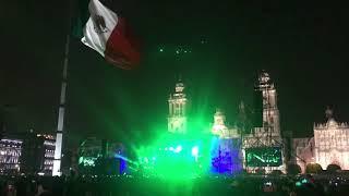 Pixies, Zócalo, CDMX, México, 2018