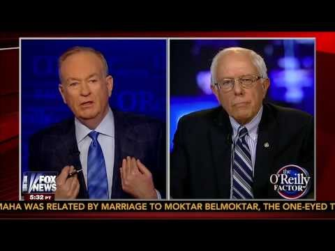 Sen. Bernie Sanders on The O'Reilly Factor