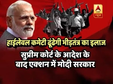 Modi Government In Action On Mob Lynching Incidents | ABP News