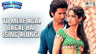 Repeat youtube video Tu Mere Agal Bagal Hai Bollywood Sing Along - Phata Poster Nikhla Hero - Shahid & Ileana
