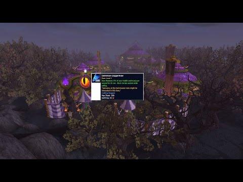 WoW Gold Guide -  Darkmoon Daggermaw farm -  Fishng