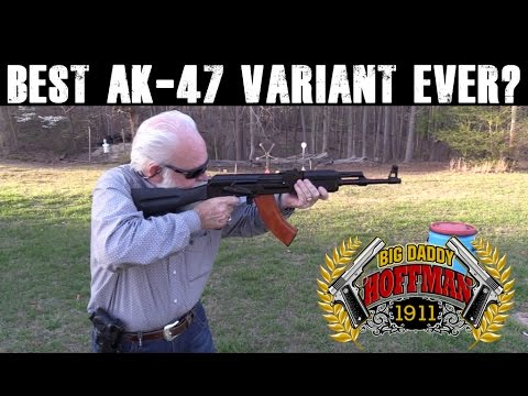 The Best AK-47? - The VEPR FM-AK47-11