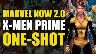 X-Men ResurrXion Prelude (Marvel NOW 2.0: X-Men Prime One Shot)