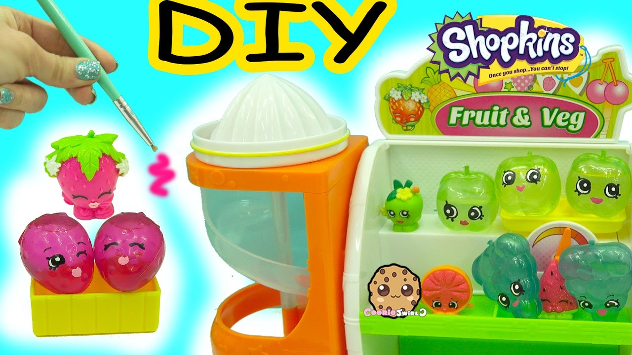 Diy liquid water filled fruit inspired shopkins do it yourself diy liquid water filled fruit inspired shopkins do it yourself dollar tree craft video solutioingenieria Image collections