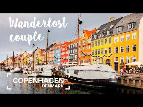 City Break in Copenhagen, Denmark