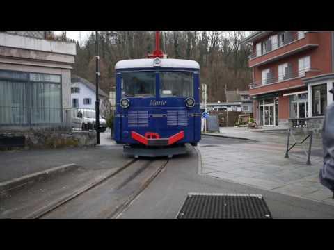 Saint-Gervais: Tramway du Mont-Blanc