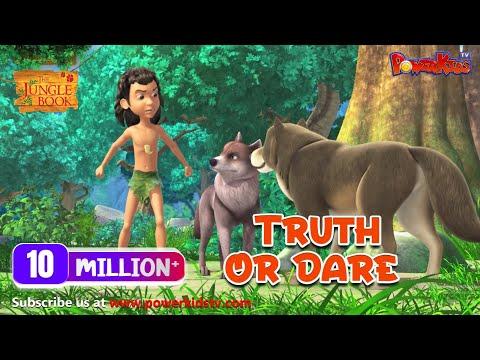 Download जंगल बुक सीजन 2 हिंदी में  | हिंदी कहानियां | Truth Or Dare | Hindi Kahaniya | PowerKids TV