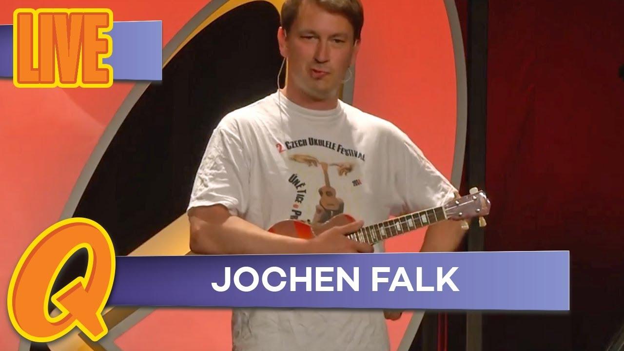 Jochen Falk - Die entspannte Ukulele | Quatsch Comedy Club LIVE