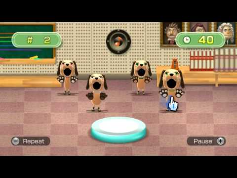 Wii Music - Part 4 - Pitch Perfect Mode