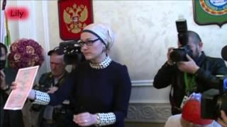 """""""Свадьба тысячелетия"""" состоялась. Рамзан Кадыров  танцует на свадьбе Луизы ( Хеды ) и Нажуда!"""