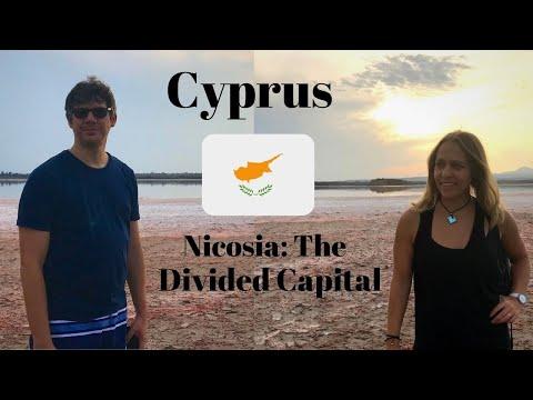 Divided Cyprus: Nicosia, Larnaca, Limassol