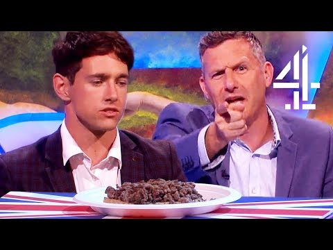 New Zealanders Think Mince On Toast Is A Thing In Britain | The Last Leg