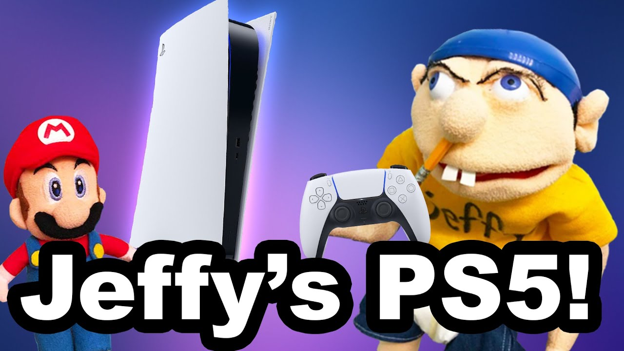 SML Parody: Jeffy's PS5!