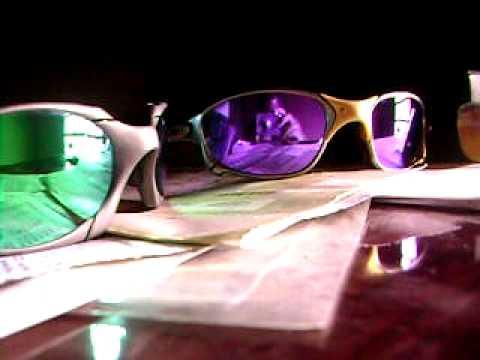 00f31d91b8a87 Oakley Romeo 1.0 X-metal G26 Iridium and xX 24k Violet Iridium - YouTube