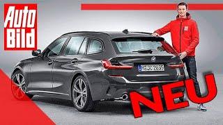 BMW 3er Touring G21 Neu - Vorstellung  - Infos - Motoren - Preise