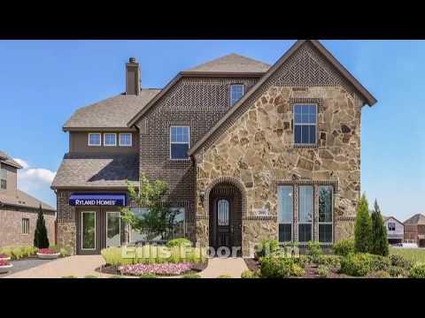 Five Oaks Crossing - Ellis Model - New Homes in Mansfield, TX - CalAtlantic Homes