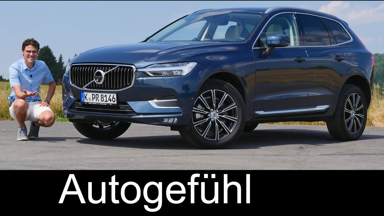 volvo xc60 full review all new neu suv 2018 inscription r design autogef hl youtube. Black Bedroom Furniture Sets. Home Design Ideas