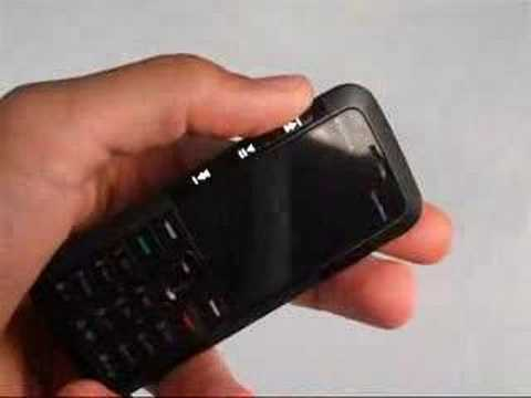 Nokia 5310 Xpressmusic Black Youtube