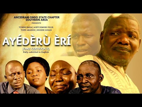 Download if you're alone, pls don't watch this (NIGERIA YORUBA CHRISTIAN MOVIES 2021)