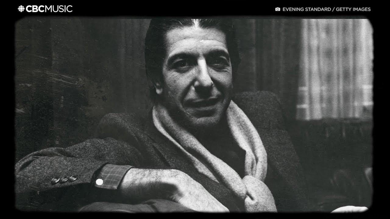 modelli di grande varietà prezzo abbordabile scarpe da skate The Making of Leonard Cohen's