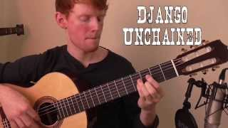 The Braying Mule: Django Unchained (Ennio Morricone) - Guitar Cover - Callum McGaw